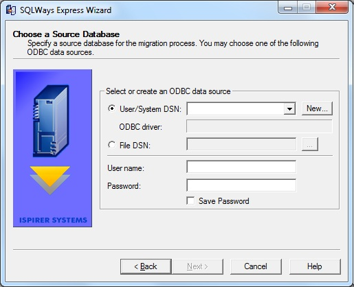 Click to view DB2 AS/400 to MS SQL Server Express Ispirer SQLWays 6.0 Migration Tool screenshots